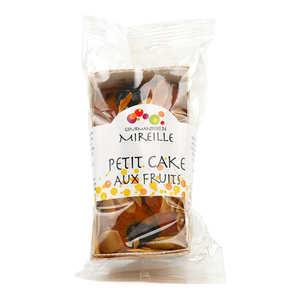 Mireille Faucher - Le petit cake aux fruits