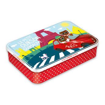"Tasty France - Little Bear marshmallows - ""From Paris with Love"" box"