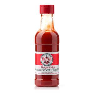 "BiPiA - ""Le Basque Ardent"" - Hot Espelette Chilli Sauce"