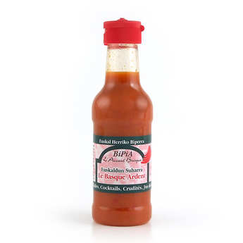 "BiPiA - ""Le Basque Ardent"" - Hot Espelette Chilli Sauce"