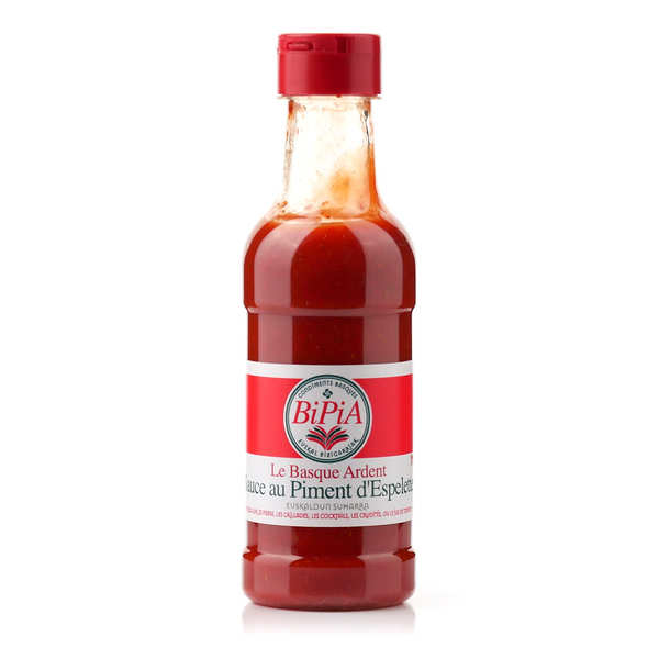 """Le Basque Ardent"" - Hot Espelette Chilli Sauce"