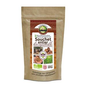 Biosagesse - Organic whole tiger nuts