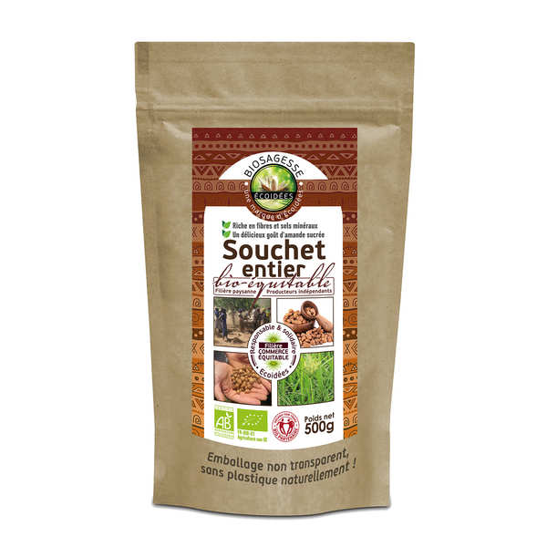 Organic whole tiger nuts
