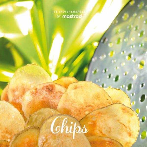 Chips - Livre de recettes  (Mastrad)