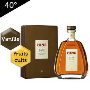 Thomas Hine and C° - Cognac Hine - Rare VSOP - 40%