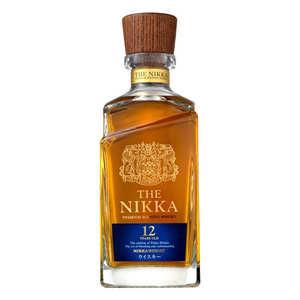 Whisky Nikka - Nikka 12 years - The Nikka 43%