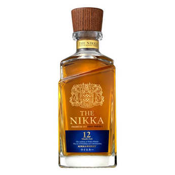 Whisky Nikka - Whisky Nikka 12 years - The Nikka 43%