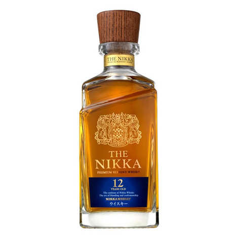 Whisky Nikka - Whisky Nikka 12 ans The Nikka 43%