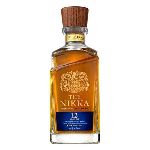 Whisky Nikka 12 ans The Nikka 43%