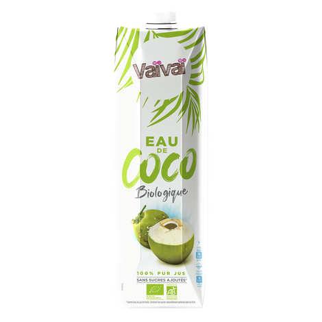 VaiVai - Vaïvaï – L'eau de coco 100% naturelle - 1 litre