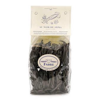 Pâtes Fabre - Tagliatelles au noir de sépia