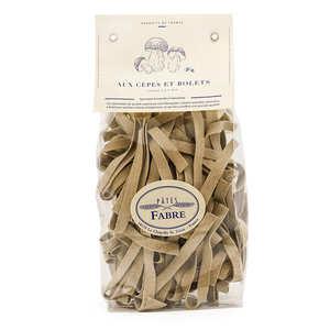 Pâtes Fabre - Pasta with Cep & Boletus Mushrooms