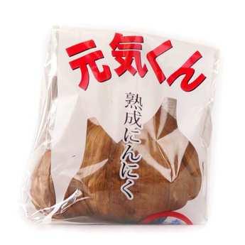 Tohoku Tenma - Black Aomori garlic head from Japan