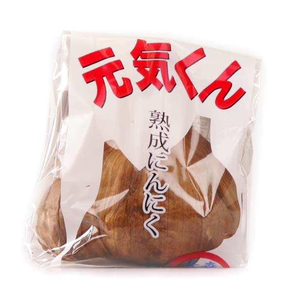 Ail noir confit d'Aomori du Japon (1 tête)