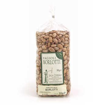Sala Cereali - Borlotti red beans