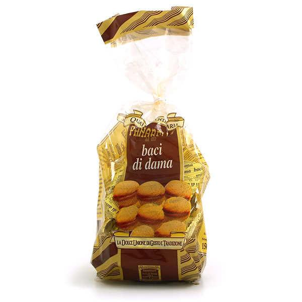 Italian Baci di Dama Biscuits