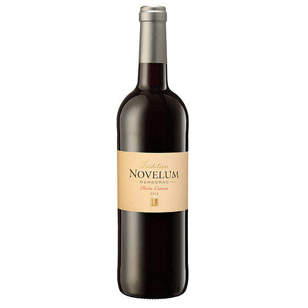 Novelum AOC Bergerac red - 12,5%