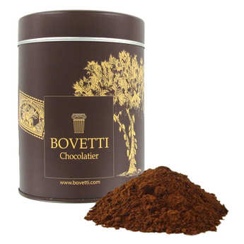 Bovetti chocolats - Cocoa powder