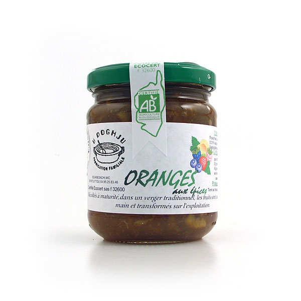 organic orange marmelade from corsica u poghju. Black Bedroom Furniture Sets. Home Design Ideas