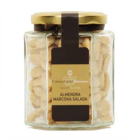 Almendoli - Amandes douces torréfiées et salées (variété Marcona)