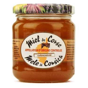 Honey from Corsica - Chestnut grove honey
