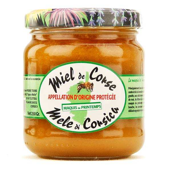 Honey from Corsica - Spring maquis