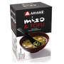 Ariaké Japan - Soupe miso et tofu instantanée en sachets