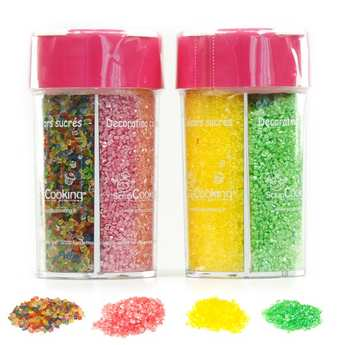 ScrapCooking ® - Glitter decorating sugar dispenser (188g)