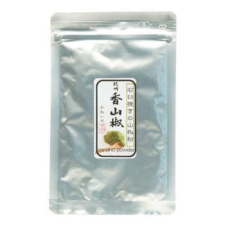 Kaneichi - Sansho grape berry powder
