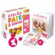 ScrapCooking ® - Coffret pâte à sucre - gum paste