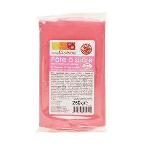 ScrapCooking ® - Pâte à sucre - rose