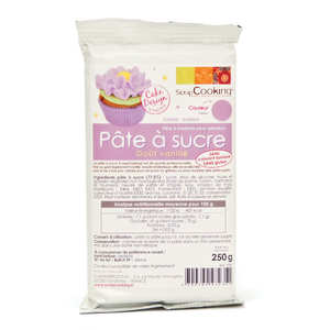 ScrapCooking ® - Pâte à sucre - parme