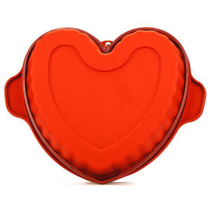 Silikomart - Large silicone heart mould