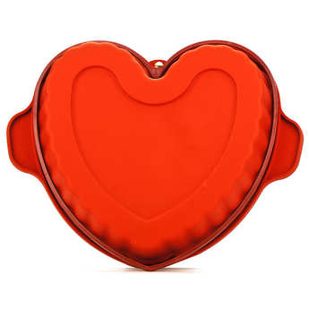 Silikomart - Large silicone heart mould