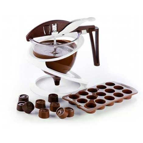 Silikomart - Chocolate Funnel doser