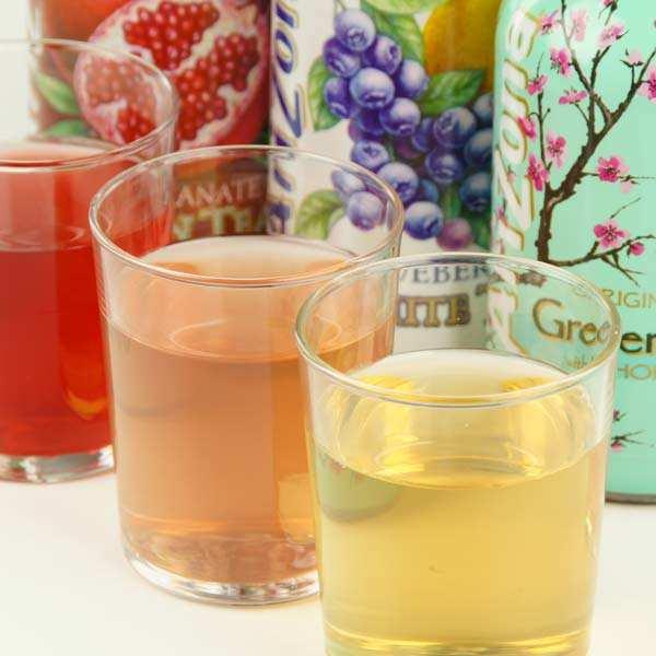 Arizona Blueberry White Tea