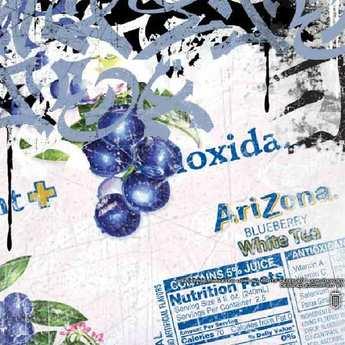 Arizona Iced Tea - Arizona au thé blanc et myrtilles