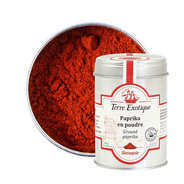 Terre Exotique - Paprika from Zitava, Slovakia