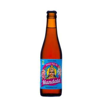 La Brasserie d'Olt - Bière Mandala IPA Brasserie d'Olt Bio 6.2%
