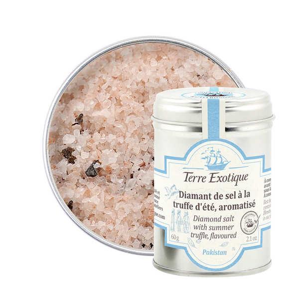 Diamant de sel à la truffe d'été du Cachemire