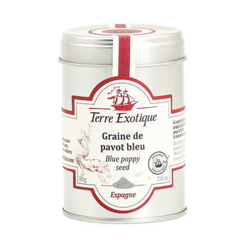 Terre Exotique - Poppy Seeds from Ayfon