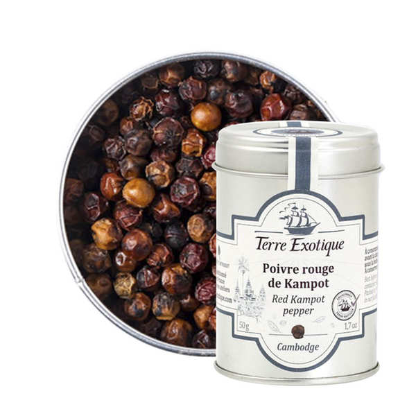 Red Pepper from Kampot