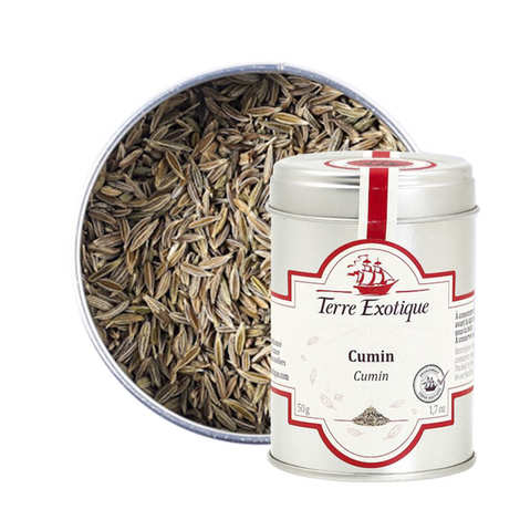Terre Exotique - Cumin from Alep
