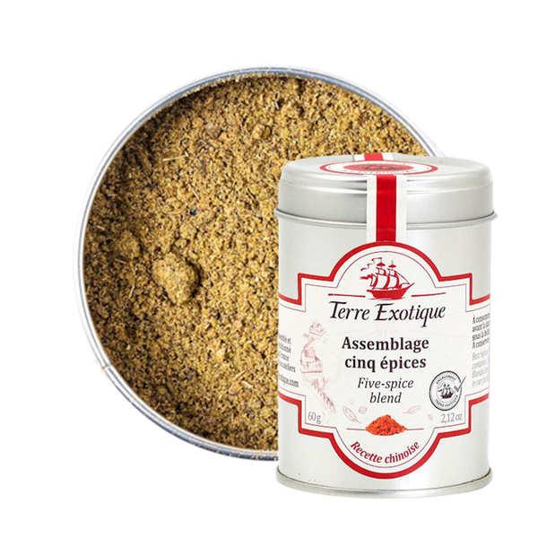Mélange 5 épices chinois, Gihzai