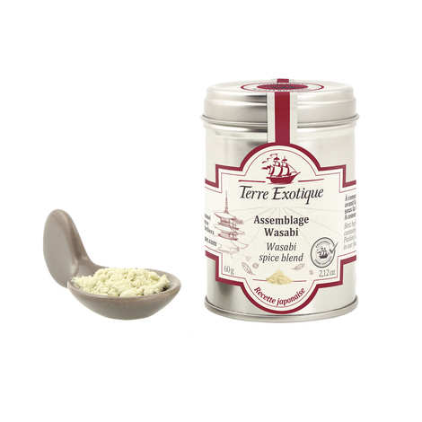 Terre Exotique - Powdered Wasabi