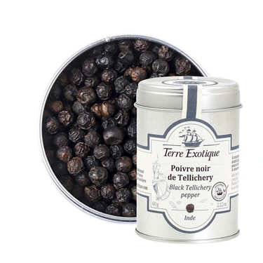 Poivre noir de Tellicherry
