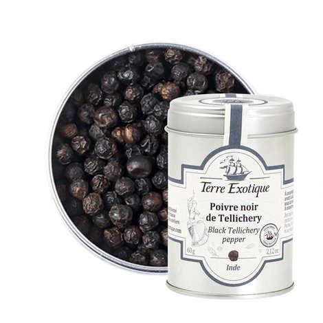 Terre Exotique - Poivre noir de Tellicherry