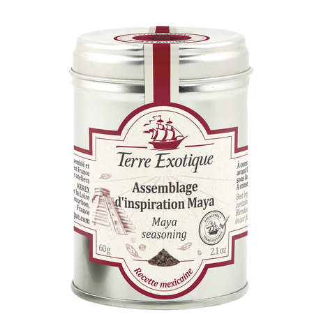 Terre Exotique - Mayan Spice Blend