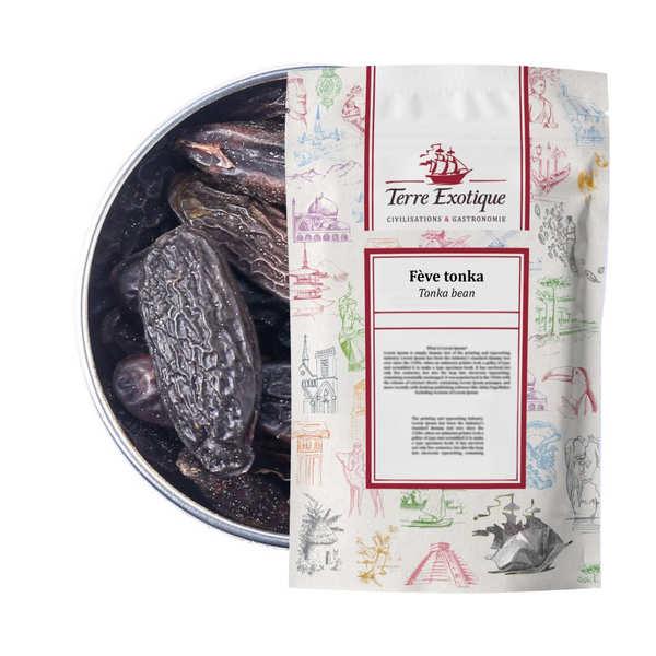 Whole Tonka Beans
