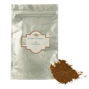 Terre Exotique - Toasted Acacia Seed powder from Tasmania